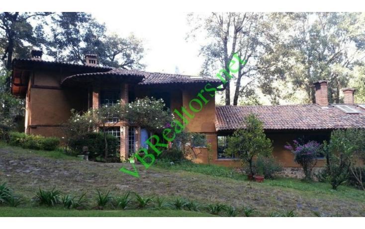 Foto de casa en venta en  , avándaro, valle de bravo, méxico, 1462569 No. 16