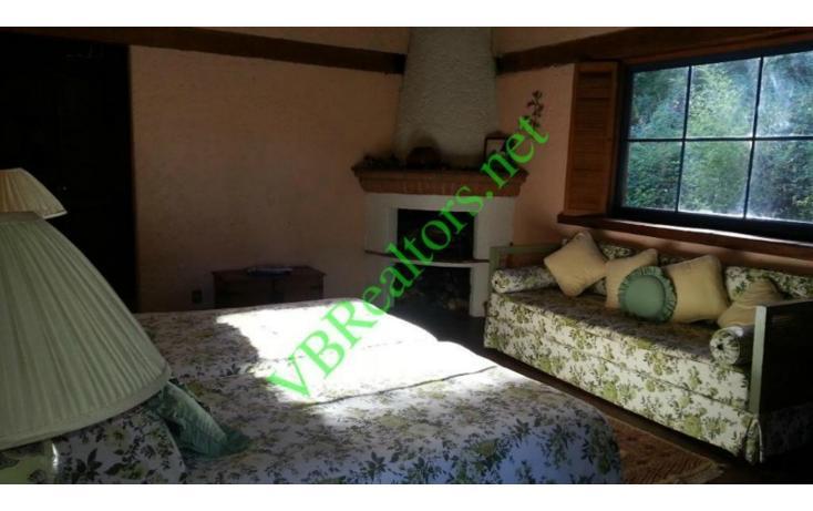 Foto de casa en venta en  , avándaro, valle de bravo, méxico, 1462569 No. 20