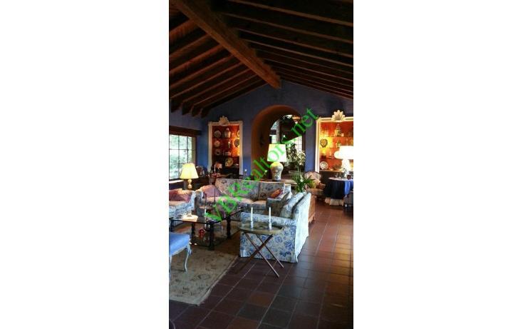 Foto de casa en renta en  , avándaro, valle de bravo, méxico, 1462573 No. 01