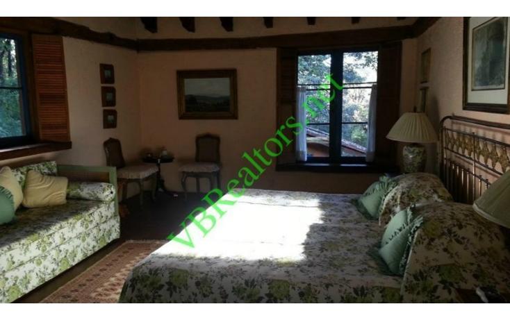Foto de casa en renta en  , avándaro, valle de bravo, méxico, 1462573 No. 22