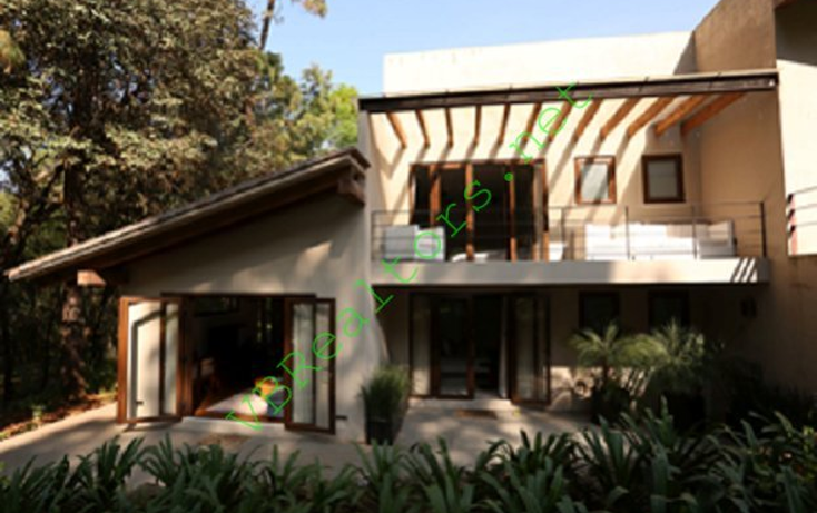 Foto de casa en venta en  , avándaro, valle de bravo, méxico, 1481523 No. 01