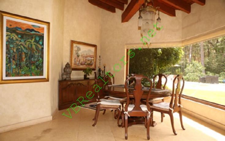 Foto de casa en venta en  , avándaro, valle de bravo, méxico, 1481523 No. 09