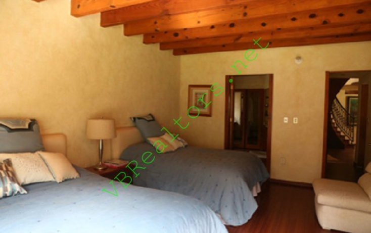 Foto de casa en venta en  , avándaro, valle de bravo, méxico, 1481523 No. 17