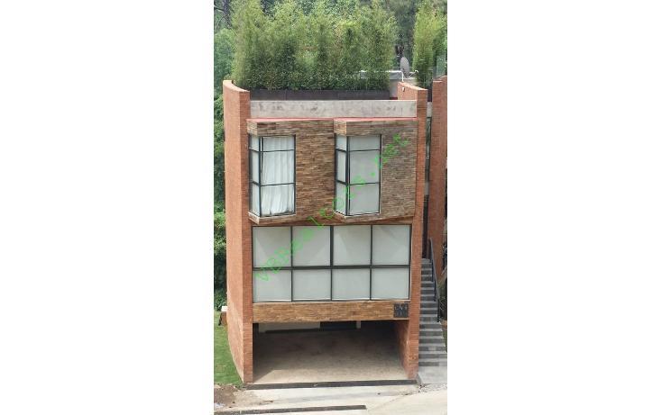 Foto de casa en venta en  , avándaro, valle de bravo, méxico, 1481537 No. 01