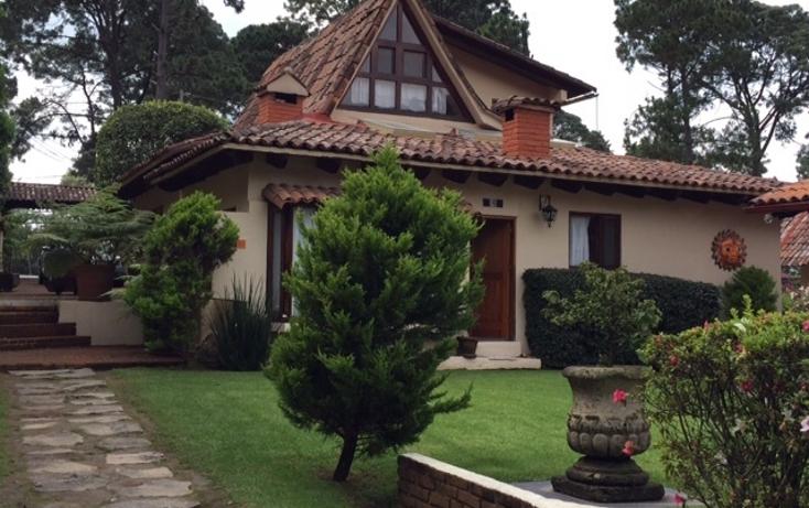 Foto de casa en venta en  , av?ndaro, valle de bravo, m?xico, 1508159 No. 01