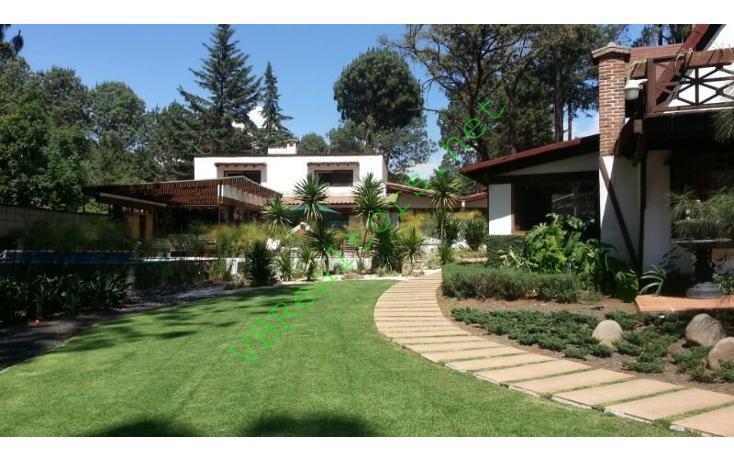 Foto de casa en venta en  , avándaro, valle de bravo, méxico, 1513980 No. 05