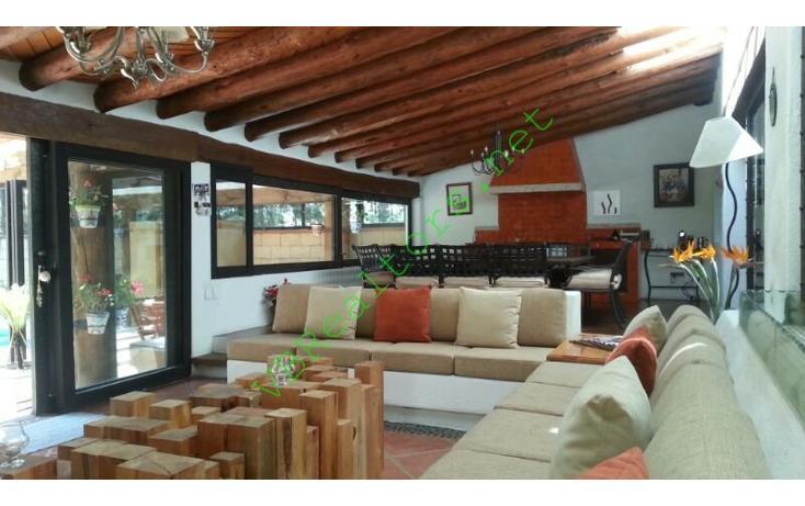 Foto de casa en venta en  , avándaro, valle de bravo, méxico, 1513980 No. 16