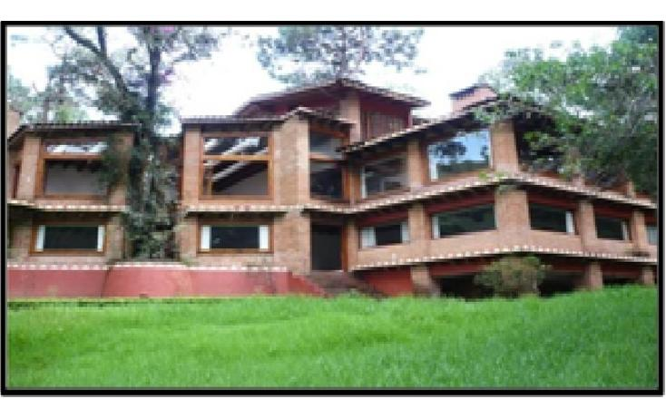 Foto de casa en venta en  , avándaro, valle de bravo, méxico, 1523631 No. 01