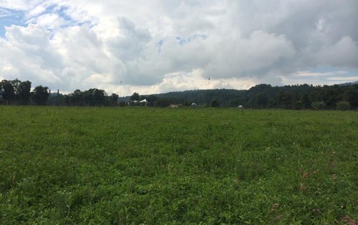 Foto de terreno habitacional en venta en  , avándaro, valle de bravo, méxico, 1698054 No. 09
