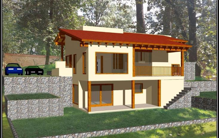 Foto de casa en venta en  , avándaro, valle de bravo, méxico, 1698118 No. 01
