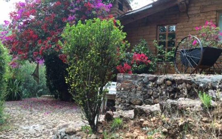 Foto de casa en renta en  , avándaro, valle de bravo, méxico, 1816014 No. 01