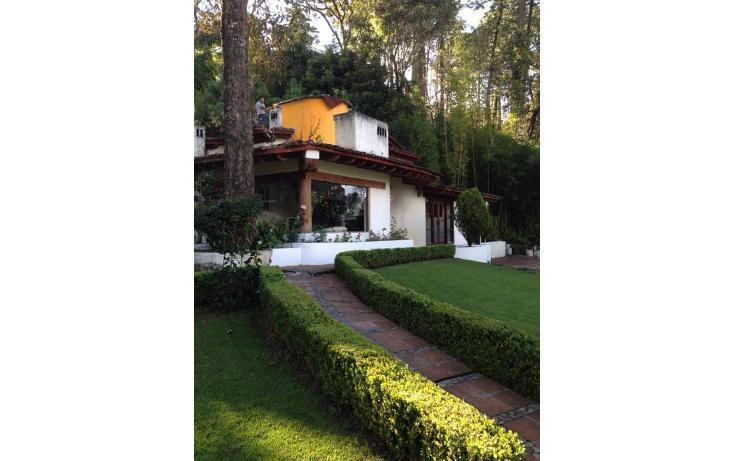 Foto de casa en venta en  , avándaro, valle de bravo, méxico, 829513 No. 01