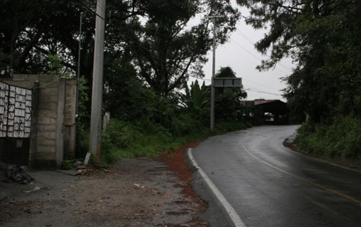 Foto de terreno habitacional en venta en  , avándaro, valle de bravo, méxico, 829567 No. 05