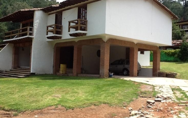 Foto de casa en renta en  , avándaro, valle de bravo, méxico, 829583 No. 01