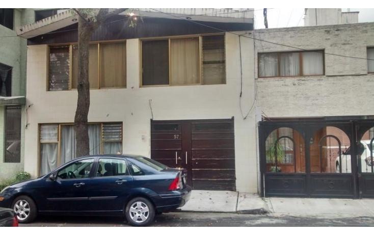 Foto de casa en venta en  , avante, coyoacán, distrito federal, 1213345 No. 01
