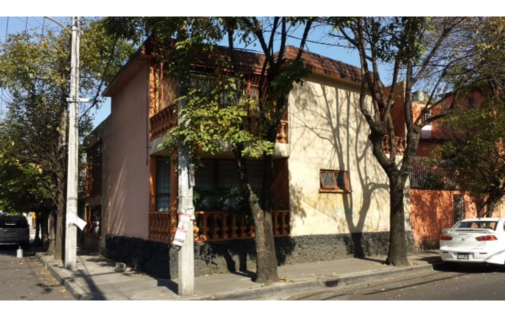 Foto de terreno habitacional en venta en  , avante, coyoac?n, distrito federal, 1525117 No. 01