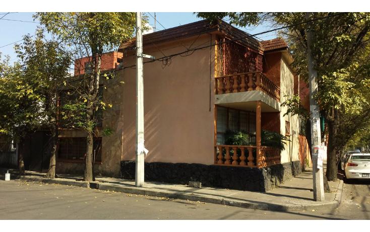Foto de terreno habitacional en venta en  , avante, coyoac?n, distrito federal, 1525117 No. 02