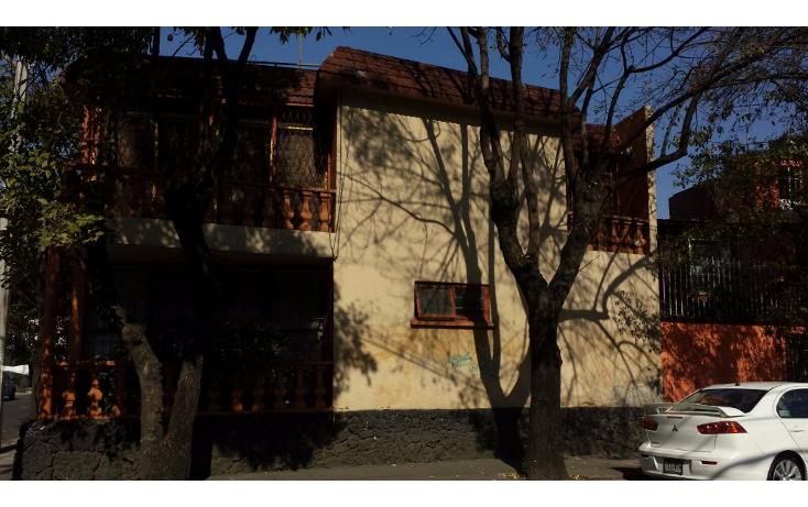 Foto de terreno habitacional en venta en  , avante, coyoac?n, distrito federal, 1525117 No. 03