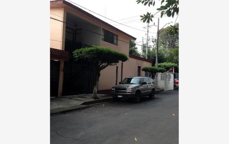 Foto de casa en venta en  , avante, coyoacán, distrito federal, 1727642 No. 01