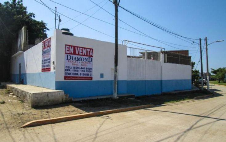 Foto de local en venta en ave francisco i madero 10010, ampliación villa verde, mazatlán, sinaloa, 1591754 no 02