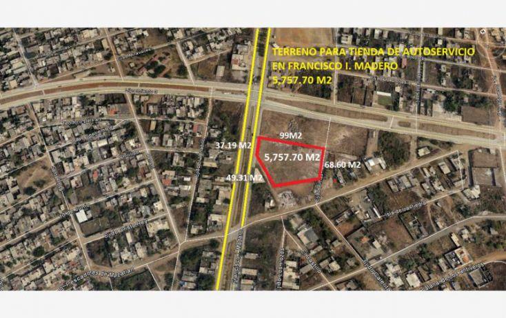 Foto de terreno comercial en venta en ave francisco i madero 9000, renato vega, mazatlán, sinaloa, 1608388 no 02