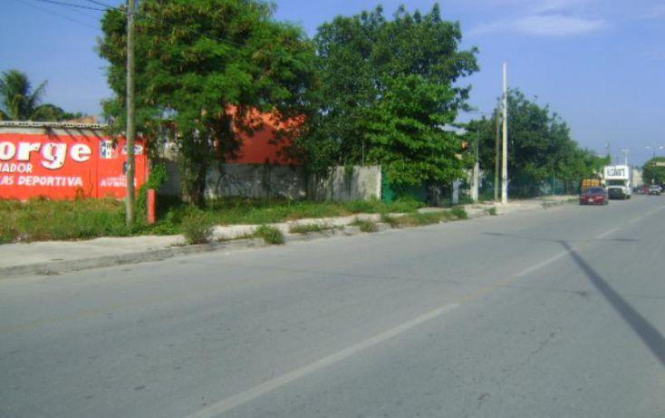 Foto de terreno habitacional en venta en ave leona vicario, bahía real, benito juárez, quintana roo, 1769682 no 01