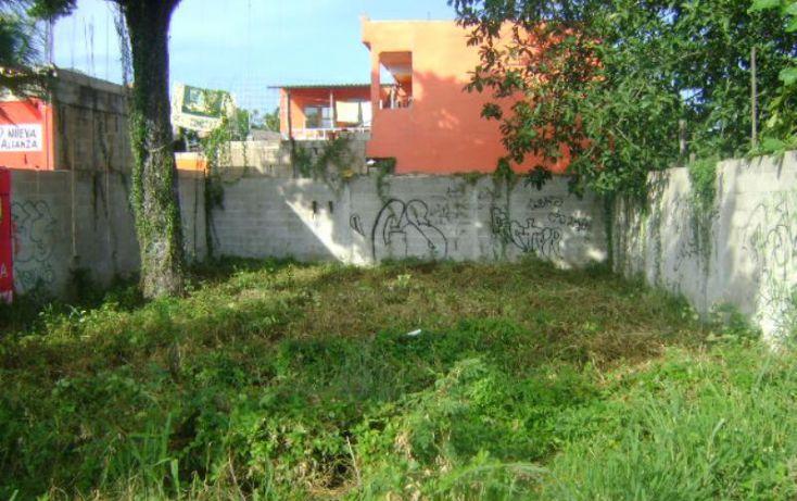 Foto de terreno habitacional en venta en ave leona vicario, bahía real, benito juárez, quintana roo, 1769682 no 03