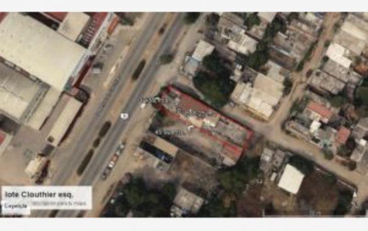 Foto de terreno habitacional en venta en ave manuel j clouthier 14b, ampliación villa verde, mazatlán, sinaloa, 1745719 no 01