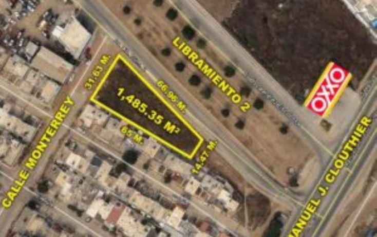 Foto de terreno comercial en renta en ave oscar perez escobosa, el conchi ii, mazatlán, sinaloa, 1341735 no 01