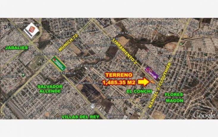 Foto de terreno comercial en renta en ave oscar perez escobosa, el conchi ii, mazatlán, sinaloa, 1341735 no 06