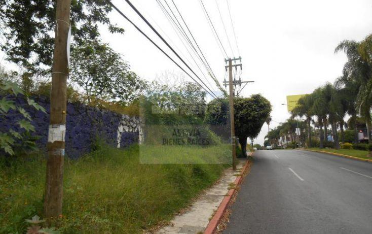 Foto de terreno habitacional en venta en ave poder legislativo, del empleado, cuernavaca, morelos, 1413847 no 02