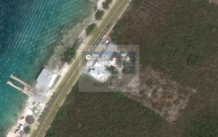 Foto de terreno habitacional en venta en ave rafael melgar sur 32, zona hotelera sur, cozumel, quintana roo, 1504189 no 01