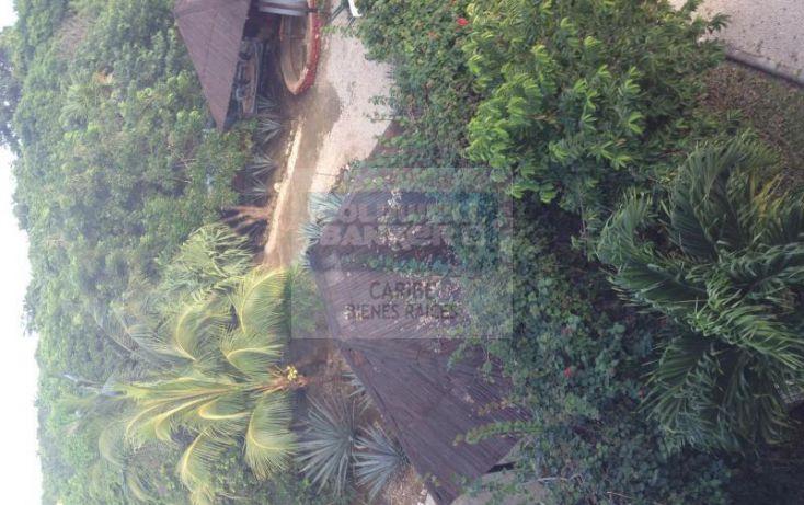 Foto de terreno habitacional en venta en ave rafael melgar sur 32, zona hotelera sur, cozumel, quintana roo, 1504189 no 04