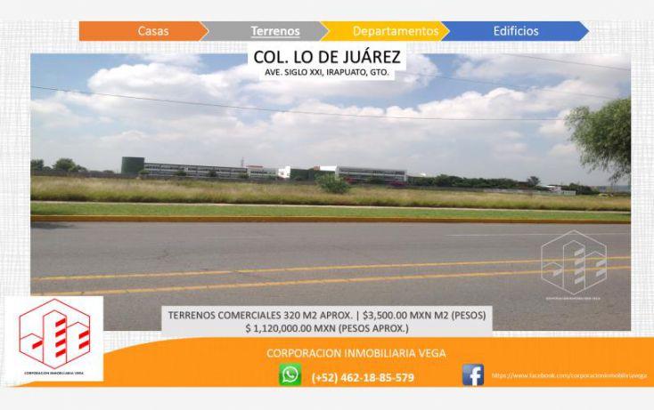 Foto de terreno comercial en venta en ave siglo xxi, el carrizalito, irapuato, guanajuato, 1329035 no 04