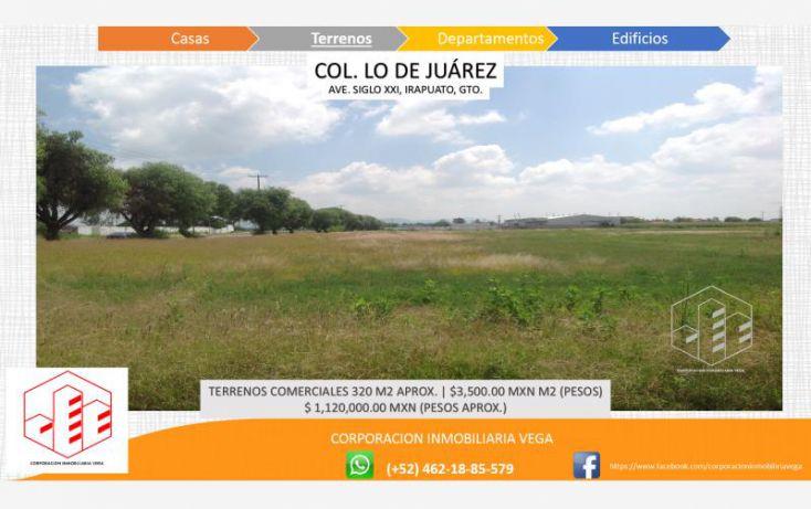Foto de terreno comercial en venta en ave siglo xxi, el carrizalito, irapuato, guanajuato, 1329035 no 05