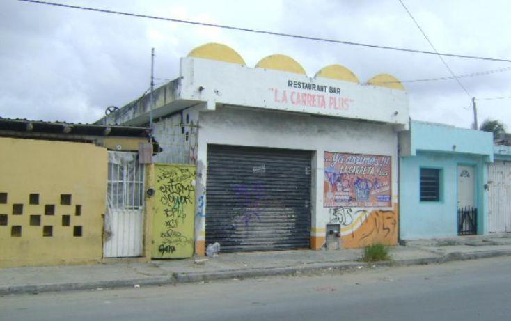 Foto de local en venta en ave talleres, supermanzana 24, benito juárez, quintana roo, 1422213 no 01