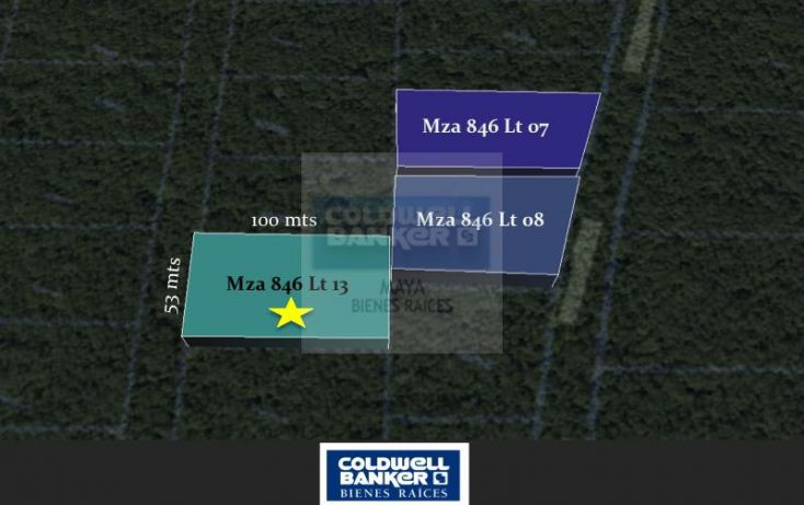 Foto de terreno habitacional en venta en ave tulum 913, tulum centro, tulum, quintana roo, 1426961 no 04