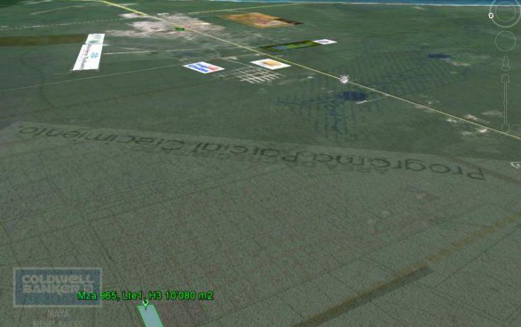 Foto de terreno habitacional en venta en ave tulum 913, tulum centro, tulum, quintana roo, 1659843 no 04