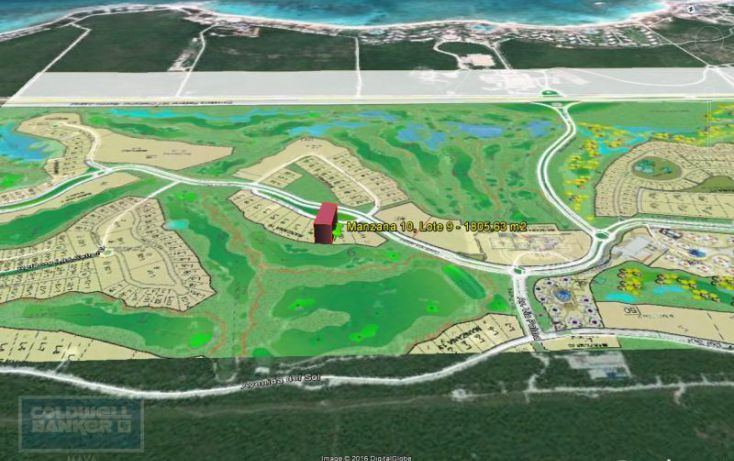 Foto de terreno habitacional en venta en ave tulum oriente 913, tulum centro, tulum, quintana roo, 1755731 no 03