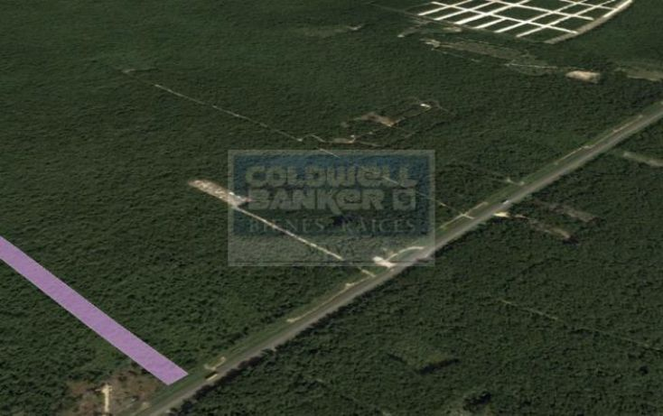 Foto de terreno habitacional en venta en ave tulum oriente, tulum centro, tulum, quintana roo, 586838 no 04