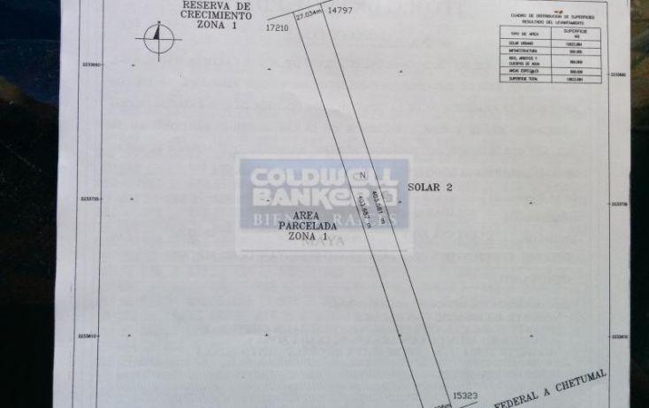 Foto de terreno habitacional en venta en ave tulum oriente, tulum centro, tulum, quintana roo, 586838 no 06