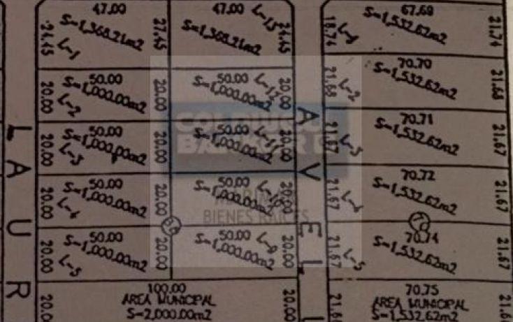 Foto de terreno habitacional en venta en avellano, portal del norte, general zuazua, nuevo león, 1529767 no 06