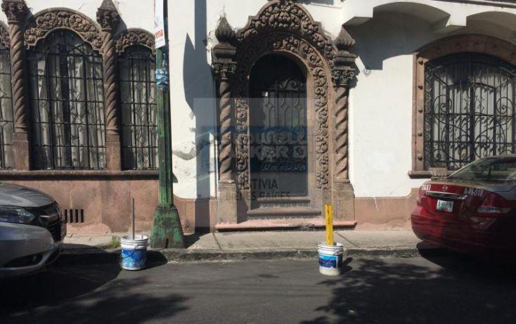 Foto de casa en venta en avellano, santa maria la ribera, cuauhtémoc, df, 1653625 no 01