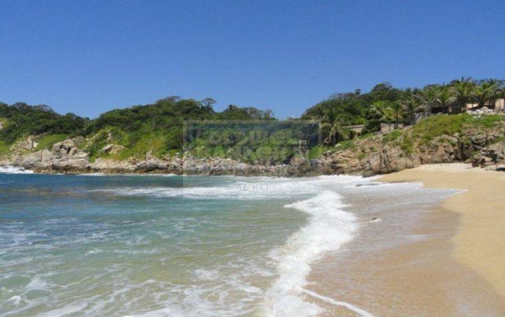 Foto de terreno habitacional en venta en avenida 1, bahía de conejo, santa maría huatulco, oaxaca, 750411 no 03