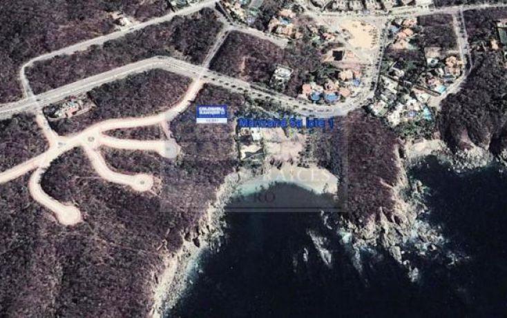 Foto de terreno habitacional en venta en avenida 1, bahía de conejo, santa maría huatulco, oaxaca, 750411 no 05