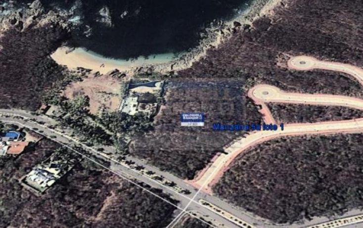 Foto de terreno habitacional en venta en avenida 1, bahía de conejo, santa maría huatulco, oaxaca, 750411 no 06