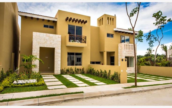 Foto de casa en venta en avenida 115 y avenida arco vial 1, playa del carmen centro, solidaridad, quintana roo, 1591524 No. 01