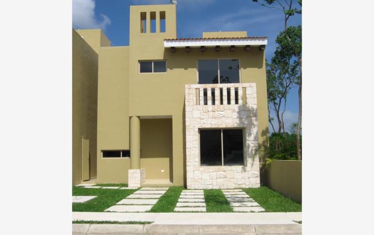 Foto de casa en venta en avenida 115 y avenida arco vial 1, playa del carmen, solidaridad, quintana roo, 1590620 No. 01
