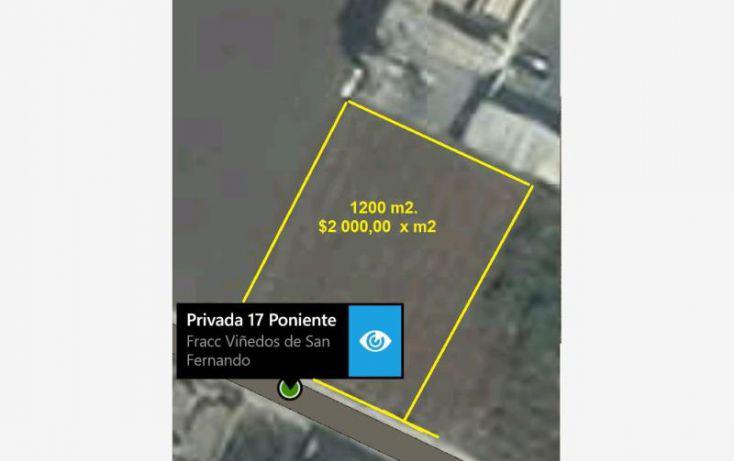 Foto de terreno habitacional en venta en avenida 17 poniente 1310, los pinos, san pedro cholula, puebla, 2029344 no 04