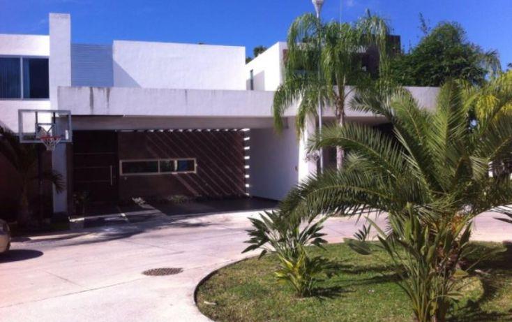 Foto de casa en venta en avenida 19 401, monterreal, mérida, yucatán, 1423277 no 01